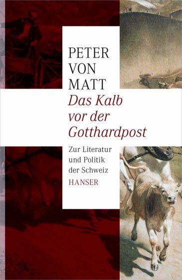 Von Matt, Kalb vor der Gotthardpost